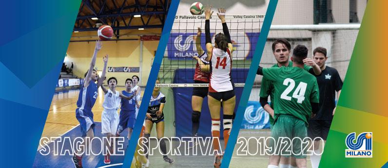 Calendario Csi Milano.Centro Sportivo Italiano Comitato Di Milano